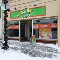 Green Dot Sub Shop